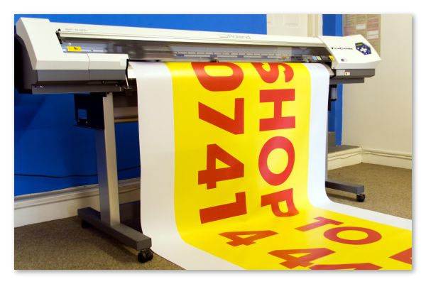 banner printing North Norfolk