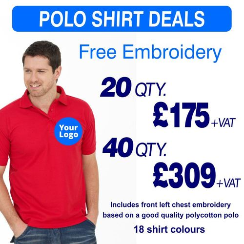 polo shirt deals
